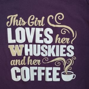 University of Washington Coffee Tank Top